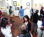 The auction preview stirred up a lot of conversation_low res_between the lines_party